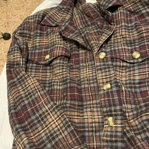 Very soft American eagle flannel